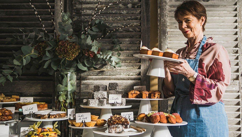 Celia Imrie to star in UK baking film 'Love Sarah'