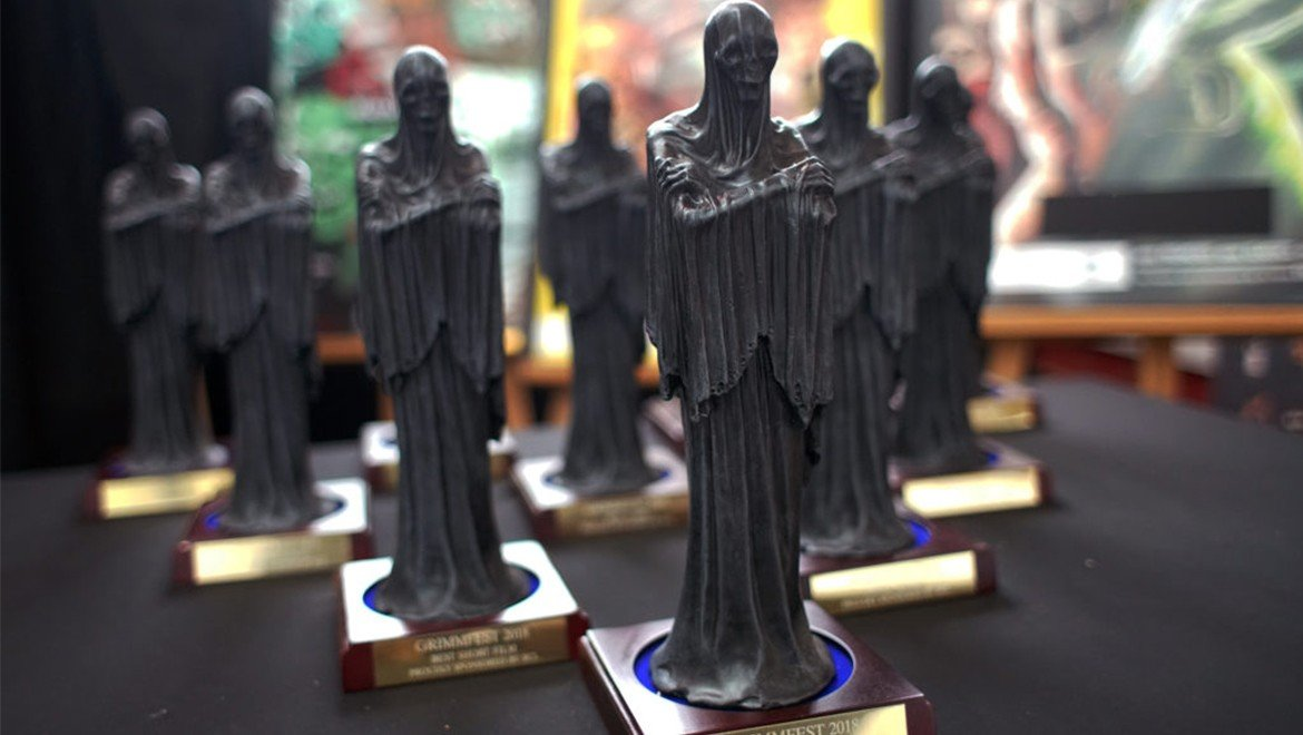 Grimmfest introduce new work-in-progress award for 2019