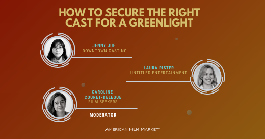 How to Secure the Right Cast for a Greenlight